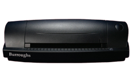 Burroughs SmartSource Micro portable check scanner