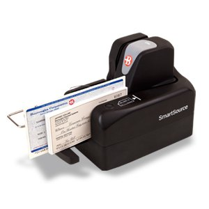 Picture of Burroughs SmartSource Professional Elite check scanner