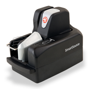 Second picture of Burroughs SmartSource Professional Elite check scanner
