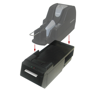 Picture of Burroughs SmartSource ReceiptNOW receipt printer